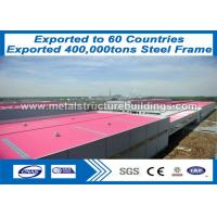 Quality Steel Welded H Section and Prefab Steel Frame low-cost hot sale in Luanda wholesale