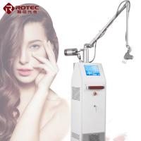 Quality 30 W CO2 Laser Beauty Equipment , Privacy Whitening Skin Tightening Machine wholesale