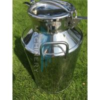 Quality Milk Cans/ Dairy Milk Cans 20L Aluminum milk cans /stainless steel milk transport cans wholesale