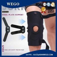 Quality Neoprene Adjustable Hinged Knee Support Brace Patella Strap Pain Relief wholesale