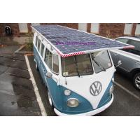 Quality Environment-protected 210w semi-flexible solar panels for sale ( USA Cell) wholesale