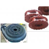 Quality Iron Casting Sand Suction Pump , Sand Transfer Pump OEM / ODM Acceptable wholesale