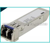 Cheap 8.5dB Power Budget Mini GBIC SFP Transceiver SX Multi-Mode 550m 622M Data Rate for sale