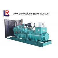 Quality 800KW 3 Phase Open Diesel Generator , Water Cooling Diesel 24V DC Generator wholesale