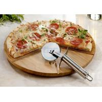 Quality Customize FDA Standard Pizza Cutter Cake And Pizza Cheese Wheel With LOGO Printing wholesale