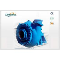 Quality Heavy Duty Big Particle Gravel Sand Pump For River Dredging High Chrome A05 wholesale