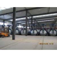 Quality Concrete Autoclave with hydraulic pressure door-opening and safety interlock wholesale