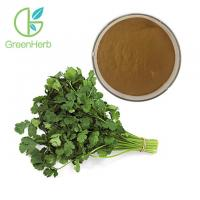 Quality 100% Natural Vegetable Extract Powder Coriander Extract For Weight Loss Supplement wholesale