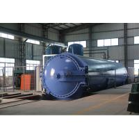 Cheap Large Glass Pressure Vessel Autoclave In Aerospace,Glass Laminating Autoclave for sale