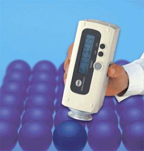 Quality CR10 8mm aperture CIE lab color meter color reader colour measurement instruments with xenon light source (D65) wholesale