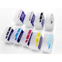 Quality With auto reset chip!!refillable empty T7601 T7609 refill Printer Ink Cartridge For Epson P600 wholesale