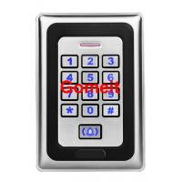 Quality ID / IC Card Rfid Electronic Door Lock Built In Buzzer , Rfid Magnetic Door Lock Short Circuit Protection wholesale