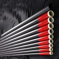Quality Heavy Duty High Modulus Carbon Fiber Telescopic Pole High Pressure Washing 55FT HM wholesale