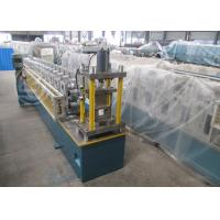 Quality Mexico 440V 60Hz 3 Phases Stud Track Roll Forming Machine Speed 15-20m/min wholesale