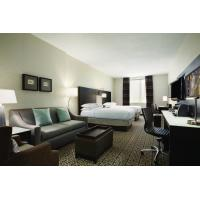 Cheap Hotel Executive Suite Bedroom Furniture Double Bed with TV storage Cabinets by for sale