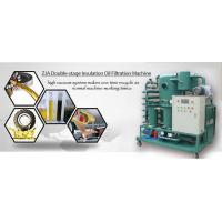 Hot Selling Transformer Oil Purifier/Dielectric Oil Filtration/Insulation Oil Filtration Equipment