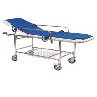 Quality Manual Medical Gurney Cart Mri Stretcher Emergency Transportation Patient wholesale