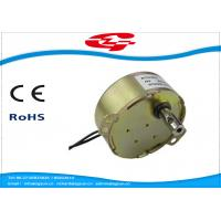 Quality TYC50 3W AC Synchronous Electric Motor CW/CCW Rotation With 50/60hz Frequency wholesale