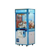 China Small Gift Vending Machine Size 780*860*1900mm / Claw Toy Grabber Machine on sale