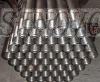 Cheap Diamond Core Bit Double tube / Single Tube / Triple Tube Drilling RodUsed For Lifting The Rods Or Casing for sale