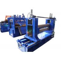 China 15 - 30m / Min Cut To Length Line Machine Uncoiling Straightening Gauging on sale