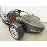 Quality Custom 1649cc Tri Wheel Motorcycle With 2 Seats / Powered Engine wholesale