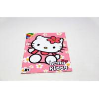 Quality Hello Kitty Book Journal Saddle Stitched Brochure Printing Nontoxic For Students 300gsm wholesale