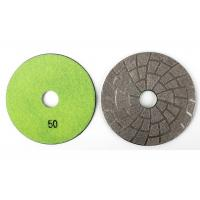 Quality 30#, 50#, 100# Stone Granite Polishing Pads / Concrete Diamond Grinding Pads wholesale