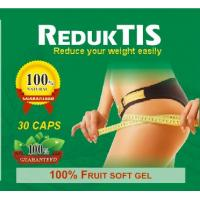 Quality REDUKTIS reduce your weight easily Weight loss capsules 100% fruit soft gel wholesale