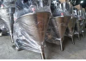 Quality 25mm Semi Automatic Powder Filling Machine Sachet 0.01G For Pepper wholesale
