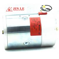 Quality 60 Volt Hydraulic DC Motor 2000W CW Rotation 6N.M Torque For Forklift wholesale