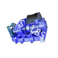 Quality Customized Lebus Groove Drum Light Duty Electric Winch 5 Ton With Little Noise wholesale