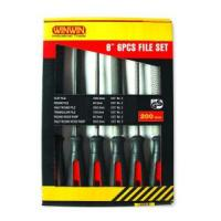 Quality 6PC File Set, Steel File, Chain Saw File (WTQG007) wholesale