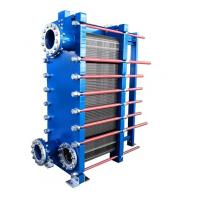 China Titanium Condenser Plate Heat Exchanger For Sea Water Treatment 1.6mpa Press on sale