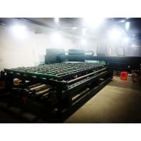 Quality Tempered Glass Uv Flatbed Printer , Multi Functional Ceramic Tile Printing Machine wholesale