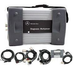 Quality 2013.7 Super Mb Star C3 Mercedes Benz Star Diagnostic Tool wholesale
