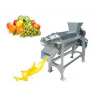 China Stainless Steels Juice Extractor Machine, Commercial Orange Juice Making Machine on sale