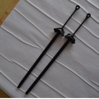 Quality Customized Compression Gas Springs With Protective Cover Gas Struts wholesale