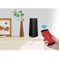 Buy cheap Metal Alloy Black AI Smart Speaker 20Hz-20KHz Frequency High Performance from wholesalers