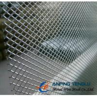 Quality 3.0x1.5mm Expanded Metal, 0.2mm, 0.3mm Thicknes, 0.2mm-1.0mm Strand Width wholesale