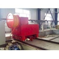 4.2m mould Fully Automatic Autoclaved Aerated Concrete Equipment Sand Lime