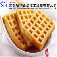 Quality Soft Waffle Production Line / Wafer Production Line Machinery from China wholesale