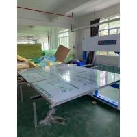 China Sofa Foam Steel Material Vertical Cutting Machine Long Lifespan on sale