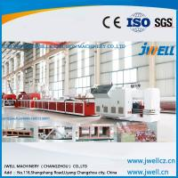 Quality Jwell professional manufacturer of the ABS/PP/PE/PVC sheet&board extrusion line wholesale