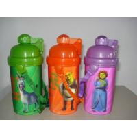 China 3D lenticular water bottle for school children on sale