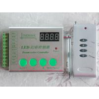 Quality 72w 12v Wireless Magic Digital Led Strip Rgb Controller 1812 For Adjustable Brightness wholesale