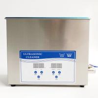 Quality 6L Ultrasonic Cleaner For Lab Glassware and Fast Removing Flux PCB wholesale