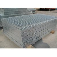 Quality 3mm Thickness Galvanized Steel Grating Flat Cooling Towers Gratings wholesale