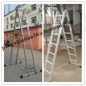 Quality A-Shape Aluminium ladder&ladder&folding ladder wholesale