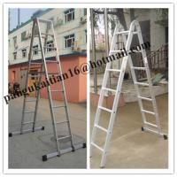 Quality Aluminium Telescopic and extension ladder&household ladder, wholesale